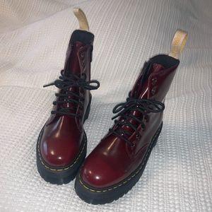 Dr. Martens Jadon II Platform 8-Eye Boot